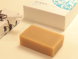 Natural Handmade Soap Coconut & Citronella