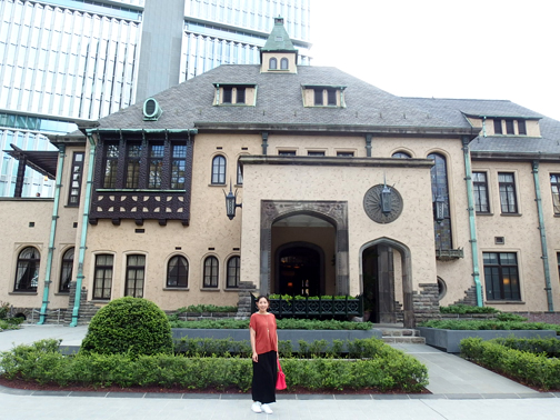 The classic house at akasaka prince for Classic house at akasaka prince