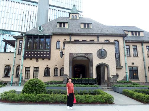 The classic house at akasaka prince for Classic house akasaka
